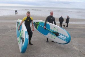 pendine paddle board hire
